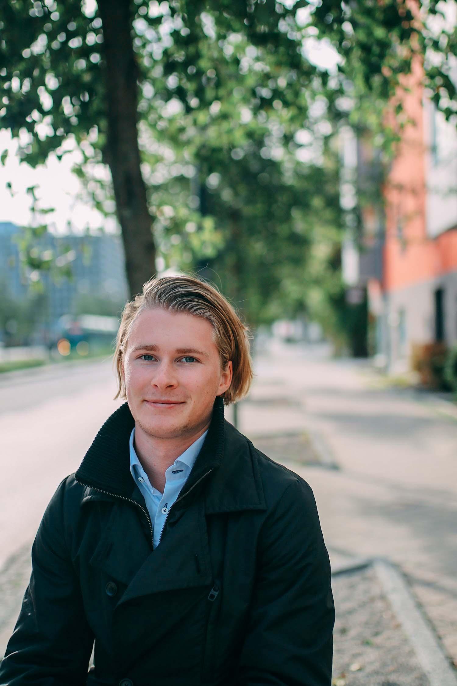 Casper Thimansson